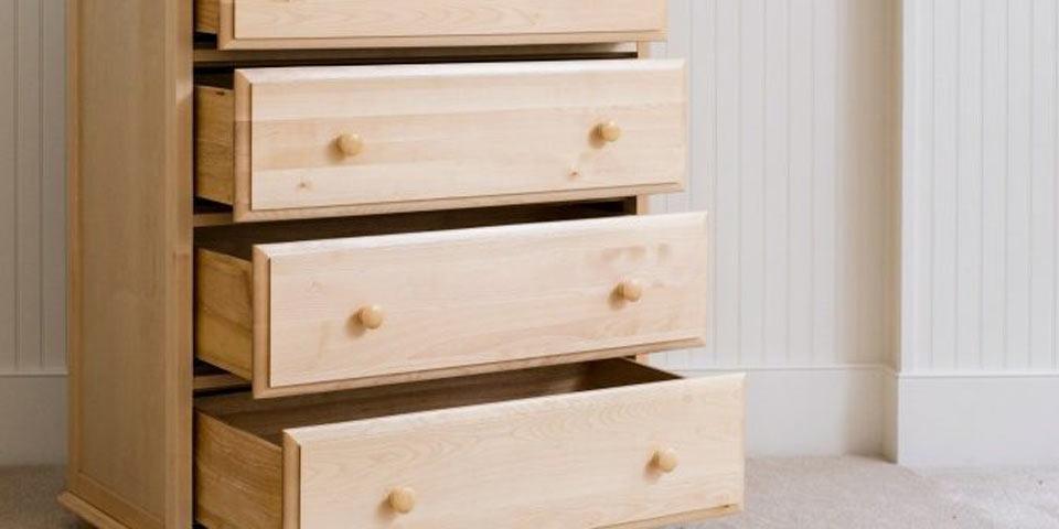 sertare din lemn